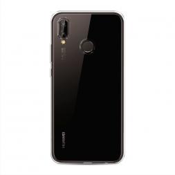 Силиконовый чехол без принта на Huawei Nova 3