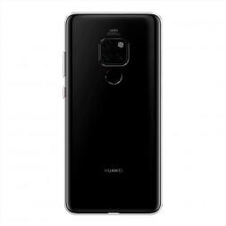 Силиконовый чехол без принта на Huawei Mate 20