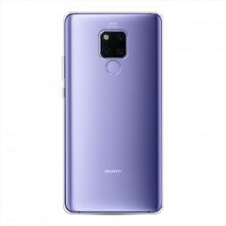 Силиконовый чехол без принта на Huawei Mate 20X
