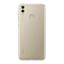 Силиконовый чехол без принта на Huawei Honor 8C