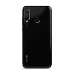 Силиконовый чехол без принта на Huawei P30 Lite