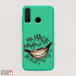 Эко-чехол Смех Джокера на Huawei P30 Lite