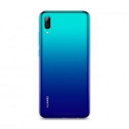 Силиконовый чехол без принта на Huawei Y6 Pro 2019