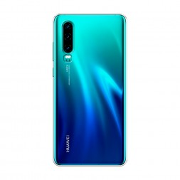 Силиконовый чехол без принта на Huawei P30