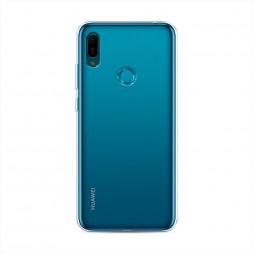 Силиконовый чехол без принта на Huawei Y6 2019