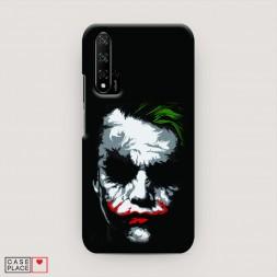 Пластиковый чехол Джокер фильм на Huawei Honor 20 Pro