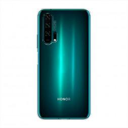 Силиконовый чехол без принта на Huawei Honor 20 Pro