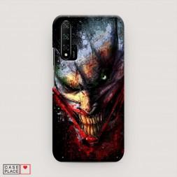 Пластиковый чехол Злой Джокер на Huawei Honor 20