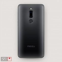 Силиконовый чехол без принта на Meizu M8