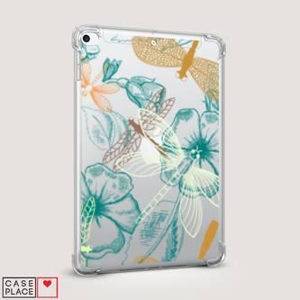 Чехол для iPad mini 1 Тени стрекоз