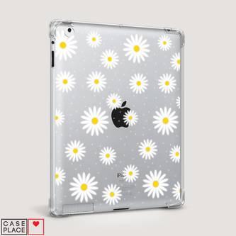 Чехол для iPad 4 Милые ромашки