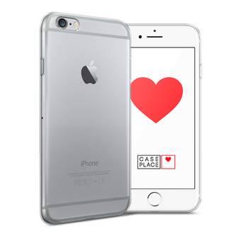 Силиконовый чехол без принта на iPhone 6S