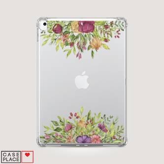 Чехол для iPad 10.2 (2019) Цветочная лужайка