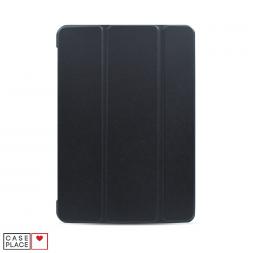 Чехол-книжка для планшета iPad 2019 (10.2)/iPad Pro 10.5 (2017)/iPad Air 3 (2019) черный с силиконовой основой