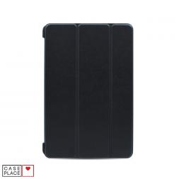 Чехол-книжка для планшета iPad mini 1/2/3/4/5 черный с силиконовой основой