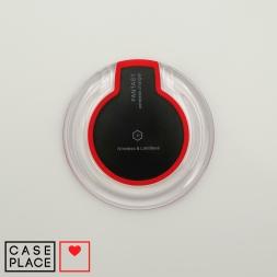 Беспроводное зарядное устройство fantasy wireless черное