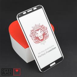 Защитное 3D стекло PREMIUM для Huawei Honor 9S/Huawei Y5p черное