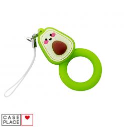Шнурок для телефона на руку Авокадо