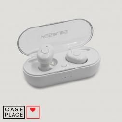 Беспроводные наушники True Wireless Stereo TWS-01 белые