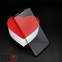 Защитное 3D стекло для Samsung Galaxy S9 Plus черное
