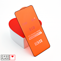 Защитное 3D стекло для Asus Zenfone 6 черное