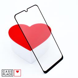 Защитное 3D стекло для Samsung Galaxy A31/A32 черное