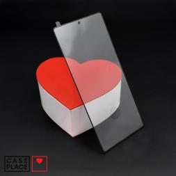 Защитное 3D стекло PREMIUM для Samsung Galaxy Note 20 черное