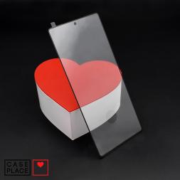 Защитное 3D стекло PREMIUM для Samsung Galaxy Note 20 Ultra черное