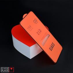 Защитное 3D стекло PREMIUM для Samsung Galaxy A52 черное