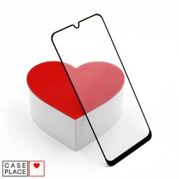 Защитное 3D стекло для Samsung Galaxy M31 черное