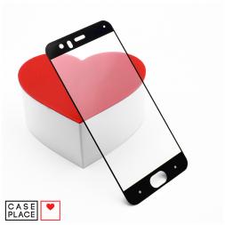 Защитное 3D стекло для Xiaomi Mi6 черное