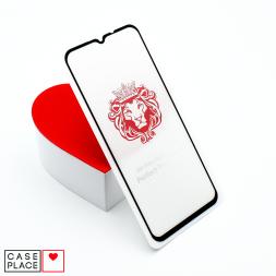 Защитное 3D стекло для Xiaomi Mi 10 Lite черное