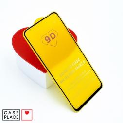 Защитное 3D стекло для Huawei Honor View 30/View 30 Pro черное