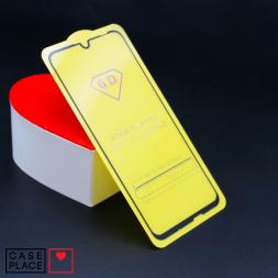 Защитное 3D стекло для Huawei Honor 20 Lite 2019 черное