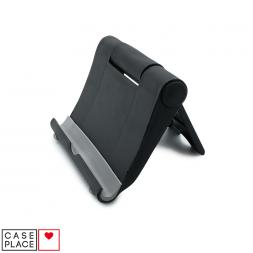 Подставка для телефона на стол черная