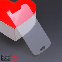 Защитное стекло 2D для Samsung Galaxy S4 mini
