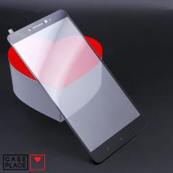 Защитное 3D стекло для Xiaomi Mi Max черное
